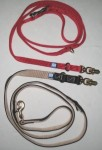Nylon 6-feet, 3-way Adjustable 1-inch Leash