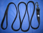 Nylon 6-feet, regular 1-inch Leash